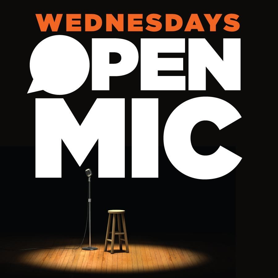 Open Mic Night – The Last Drop