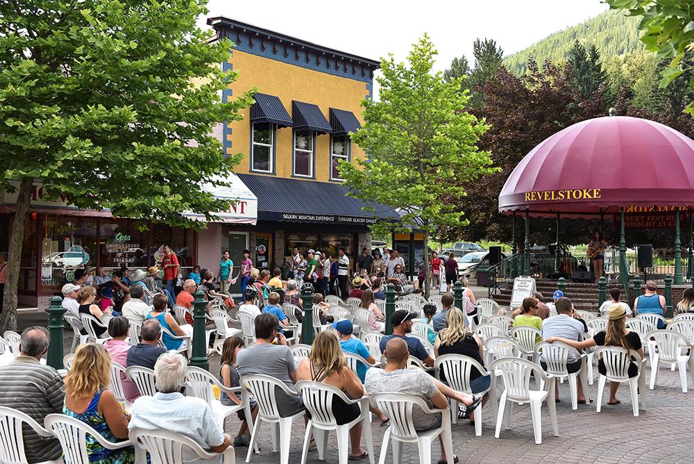 Revelstoke Summer Street Fest @ Grizzly Plaza