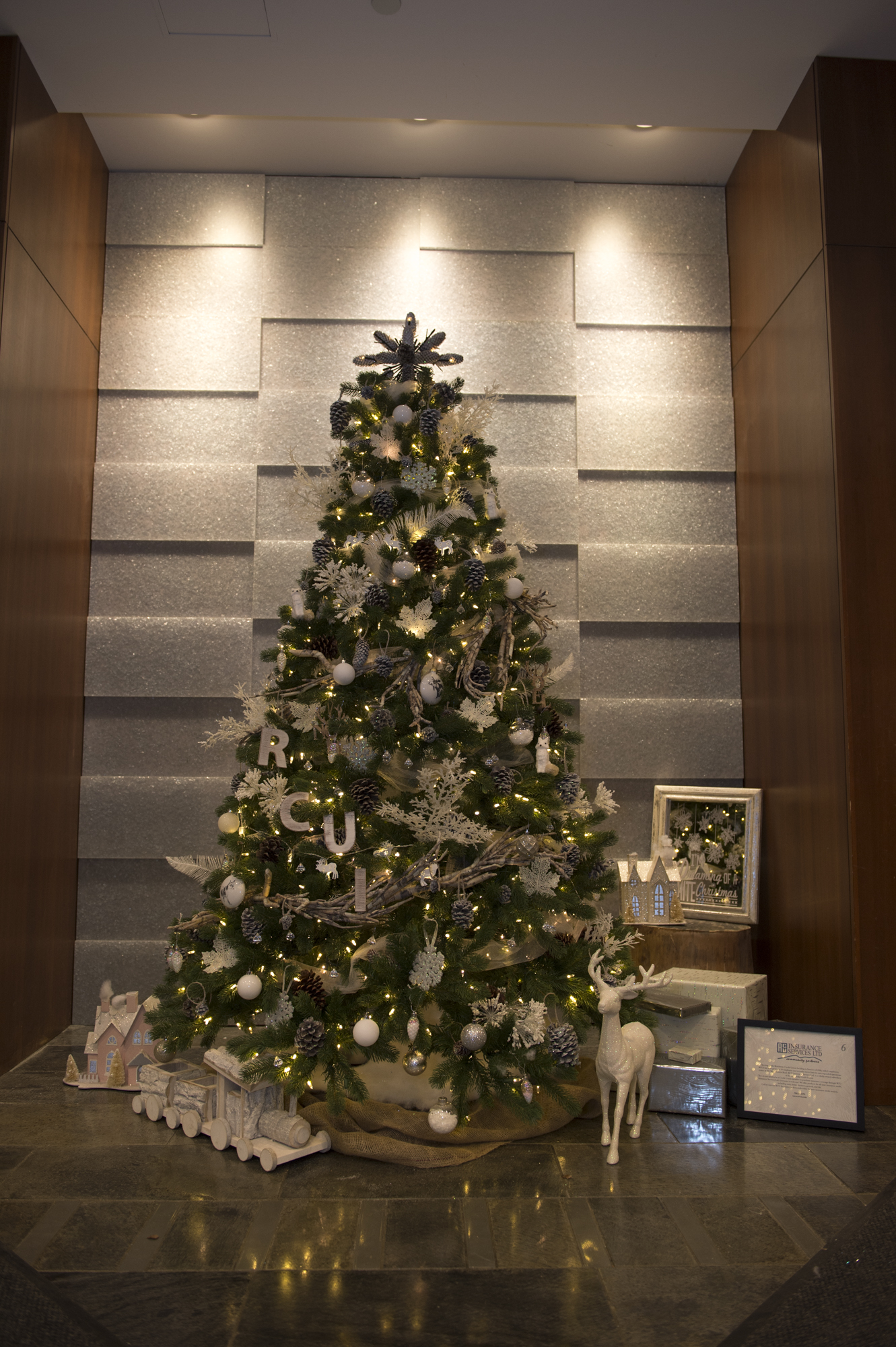The Sutton Place Hotel's 4th Annual Christmas Tree Pageant