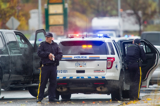 Brief: Police forensics link gun in Calgary homicide to