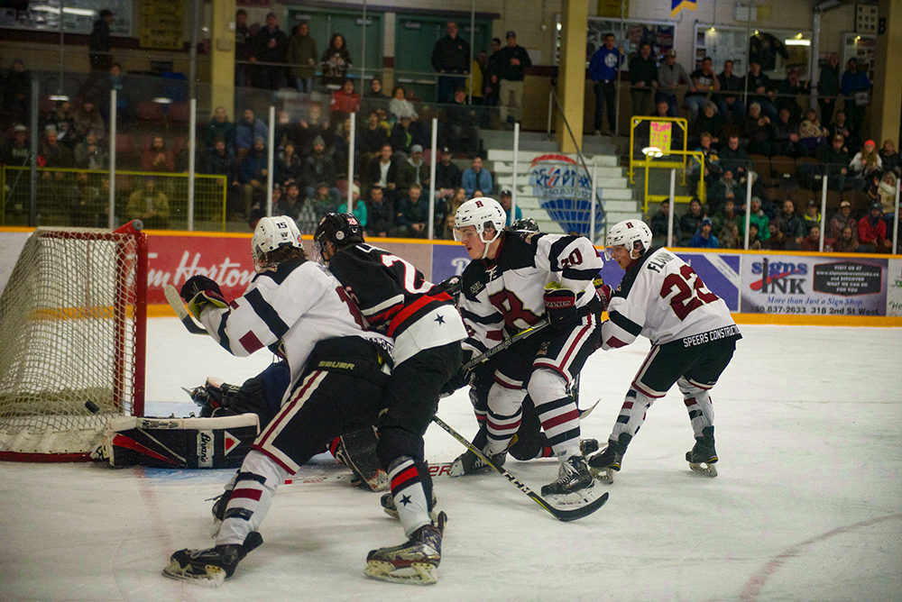 KIJHL playoffs: Revelstoke Grizzlies vs. 100 Mile House Wranglers