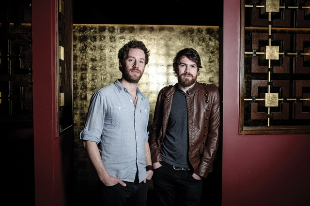 The Harpoonist & The Axe Murderer headline the 2018 Golden Sound Festival this July 27 and 28.
