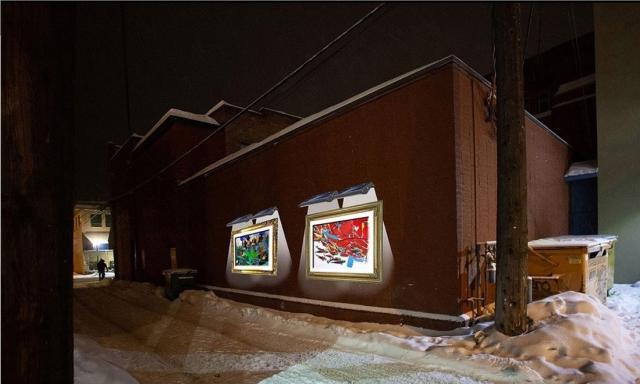 Art Alleries: plan to transform Revelstoke alleyways into art galleries