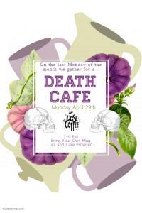 April Death Cafe @ Dose