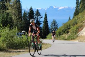 Mt. Revelstoke Steamer Road Bike Race @ Mt Revelstoke National Park