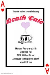 February Death Cafe @ Dose |  |  |